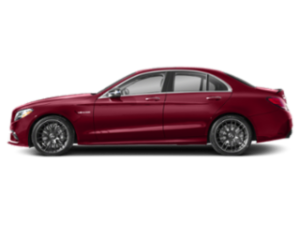 Model Image - 2019 Mercedes-Benz C-Class Sedan sideview