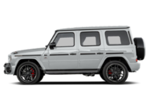 Model Image - 2019 Mercedes-Benz G-Class SUV sideview