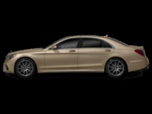 Model Image - 2019 Mercedes-Benz S-Class