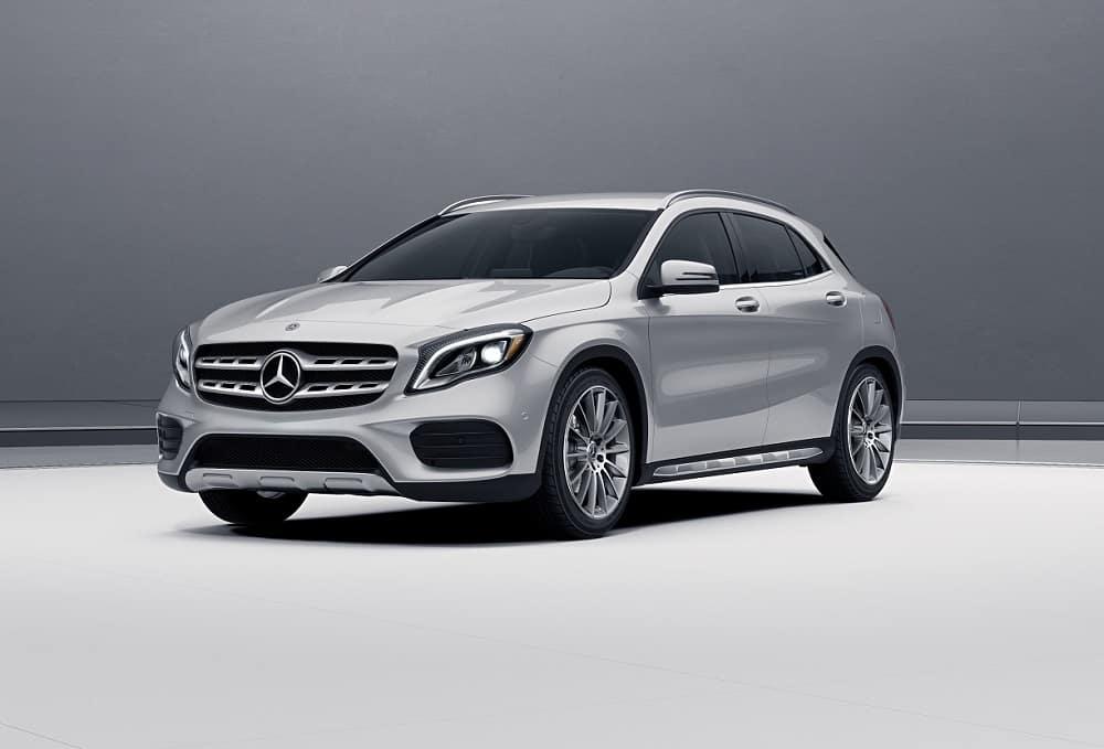 Used Mercedes GLA