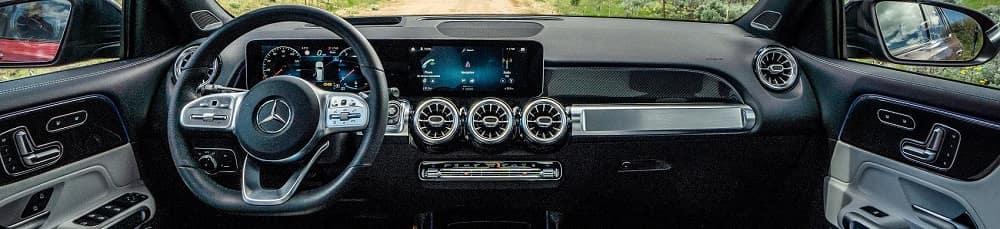 2020 Mercedes-Benz GLB Interior