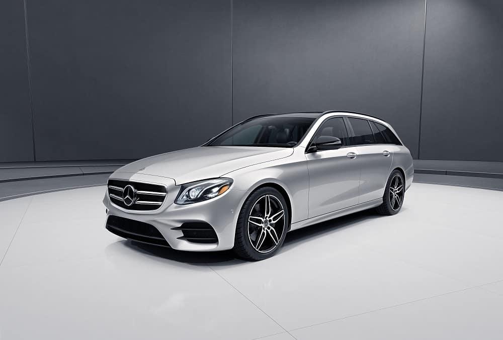 Mercedes Benz E-Class Wagon