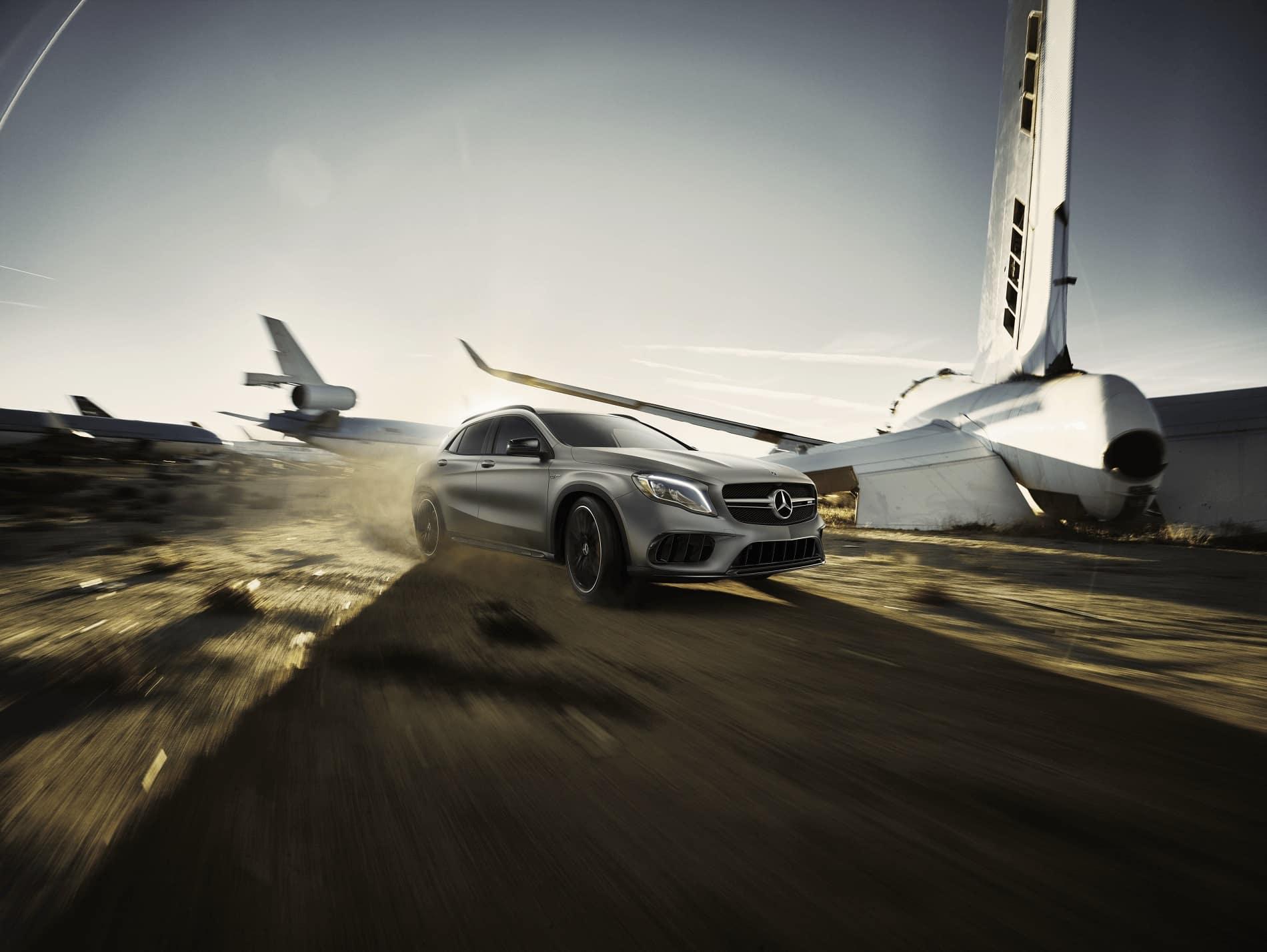 2020 Mercedes-Benz GLA Performance