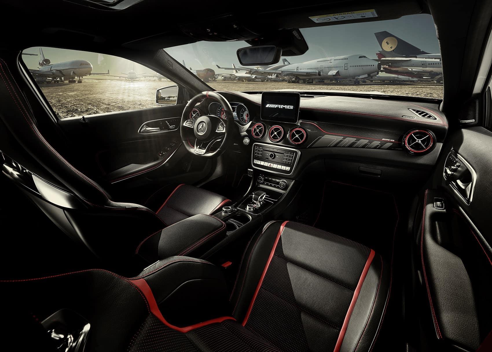 2020 Mercedes-Benz GLA Technology