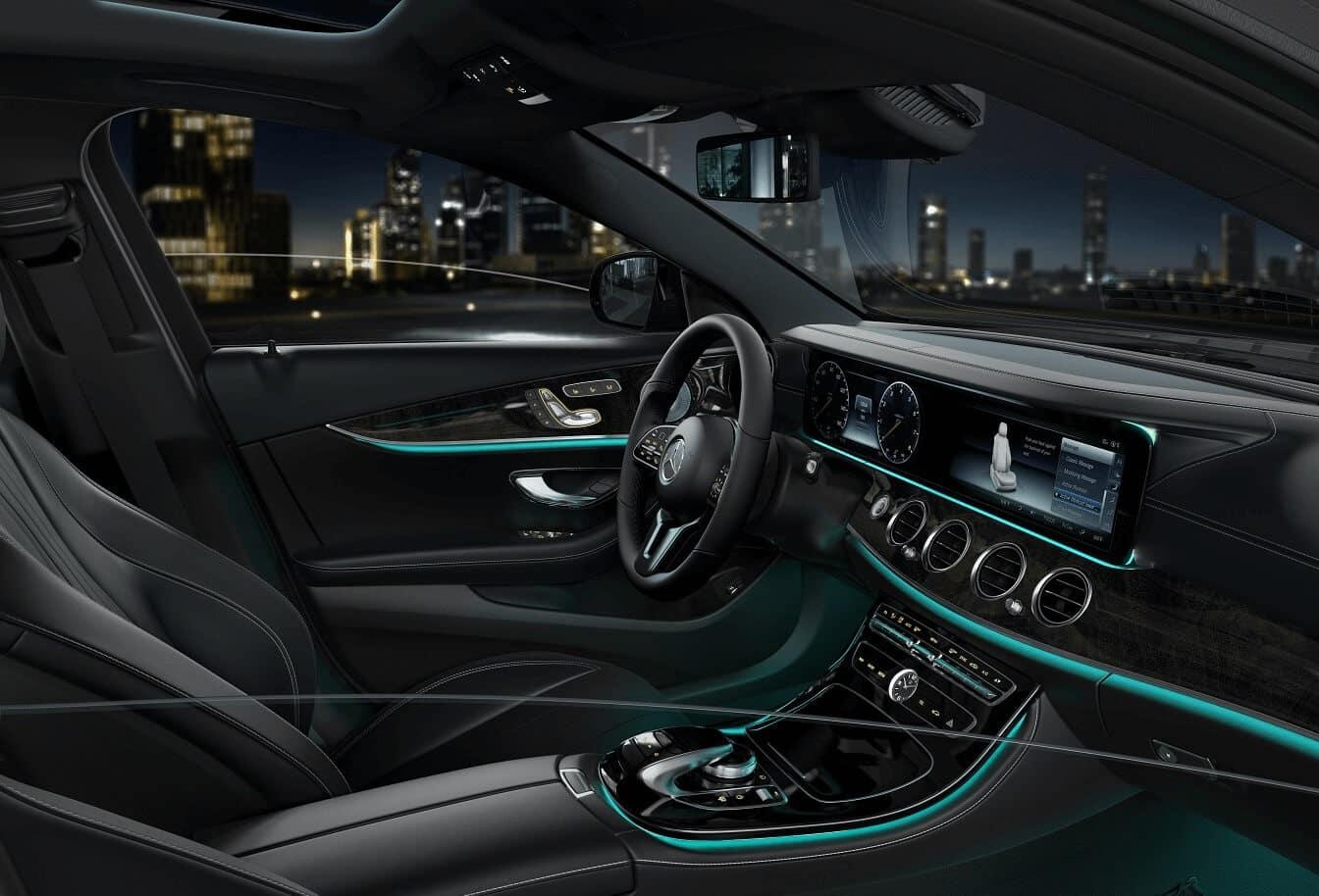 2020 Mercedes Benz E-Class Interior