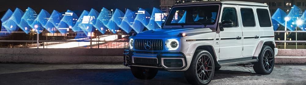2020 Mercedes Benz G-Class
