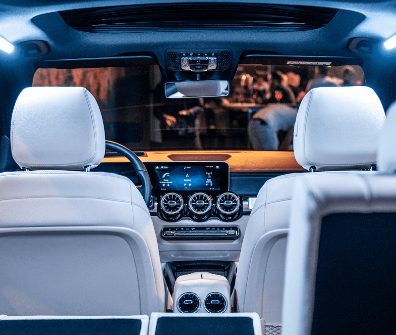 Mercedes-Benz GLB Technology