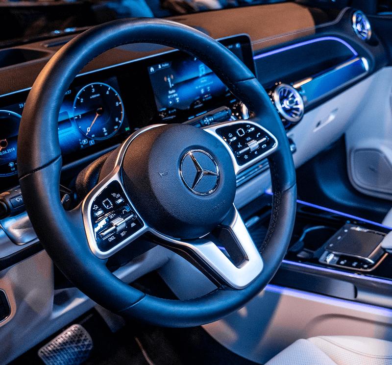 Mercedes-Benz GLB Safety