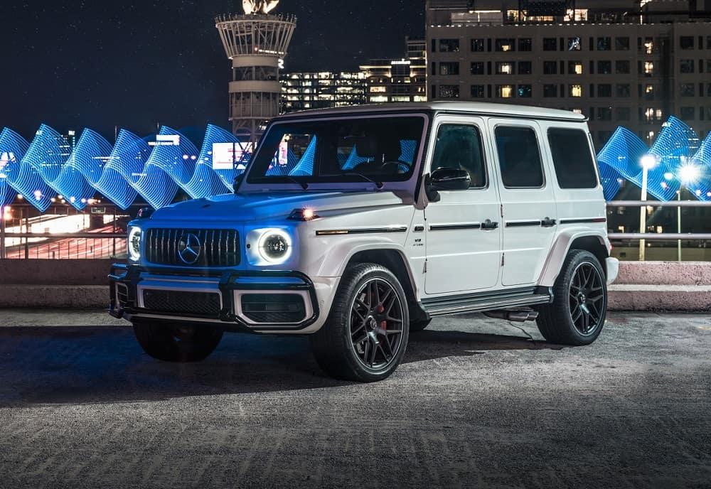2020 Mercedes Benz G-Wagon