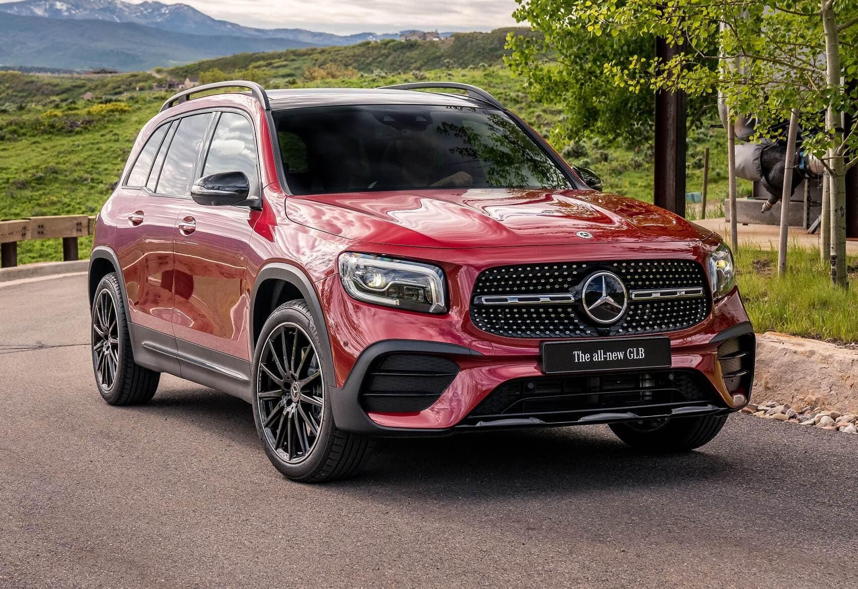 2020 Mercedes-Benz GLB Engine Specs
