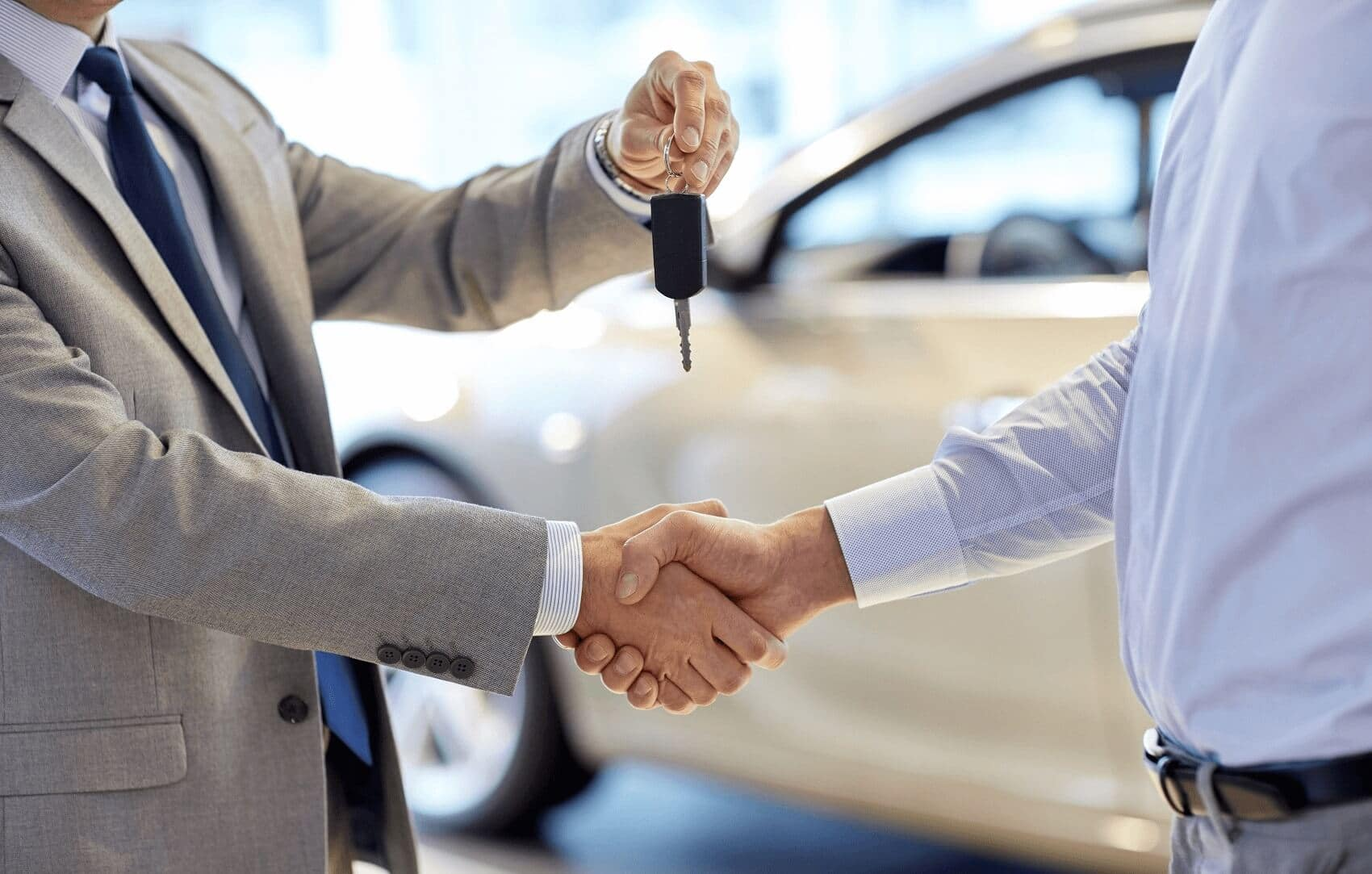 Buying a Vehicle at Dealership