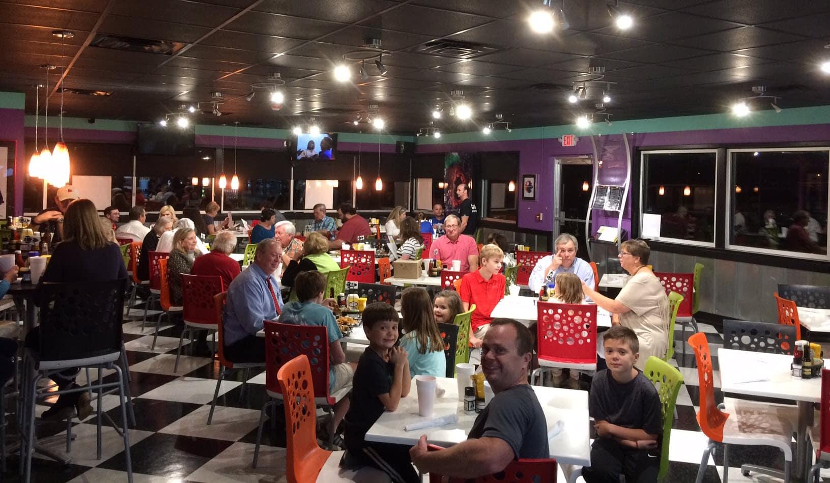 Rocket Dining Room near Albany GA