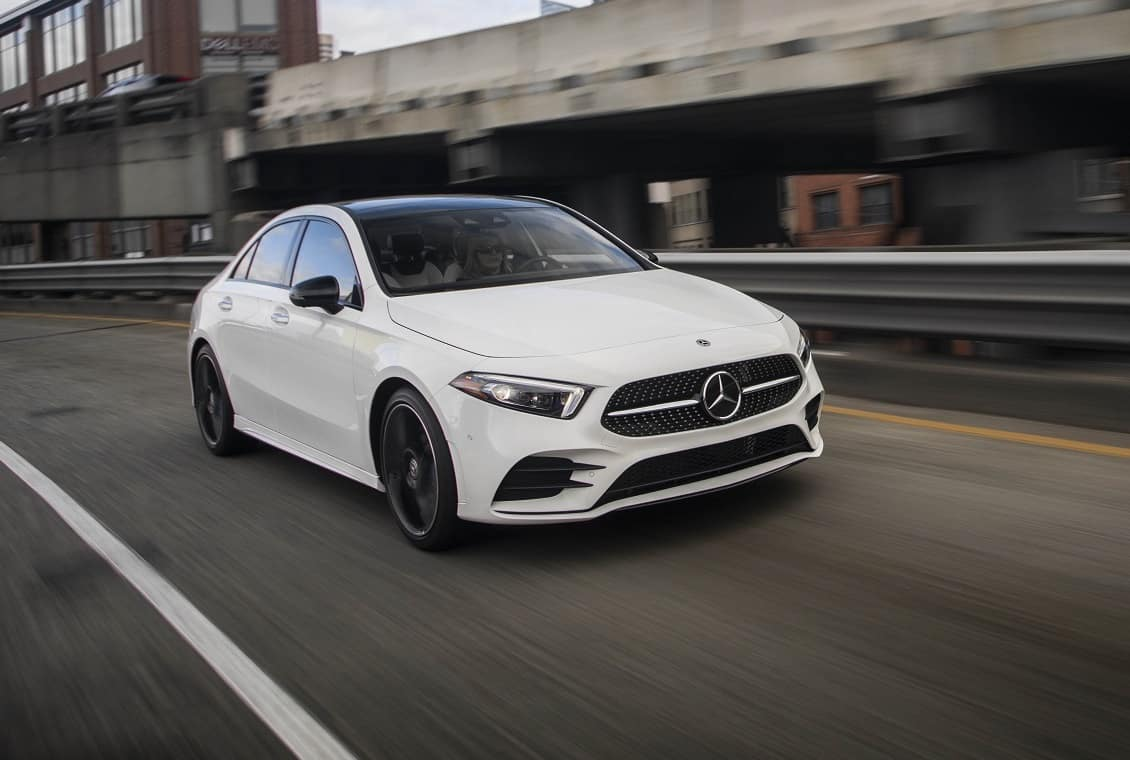 2020 Mercedes A-Class Engine Specs