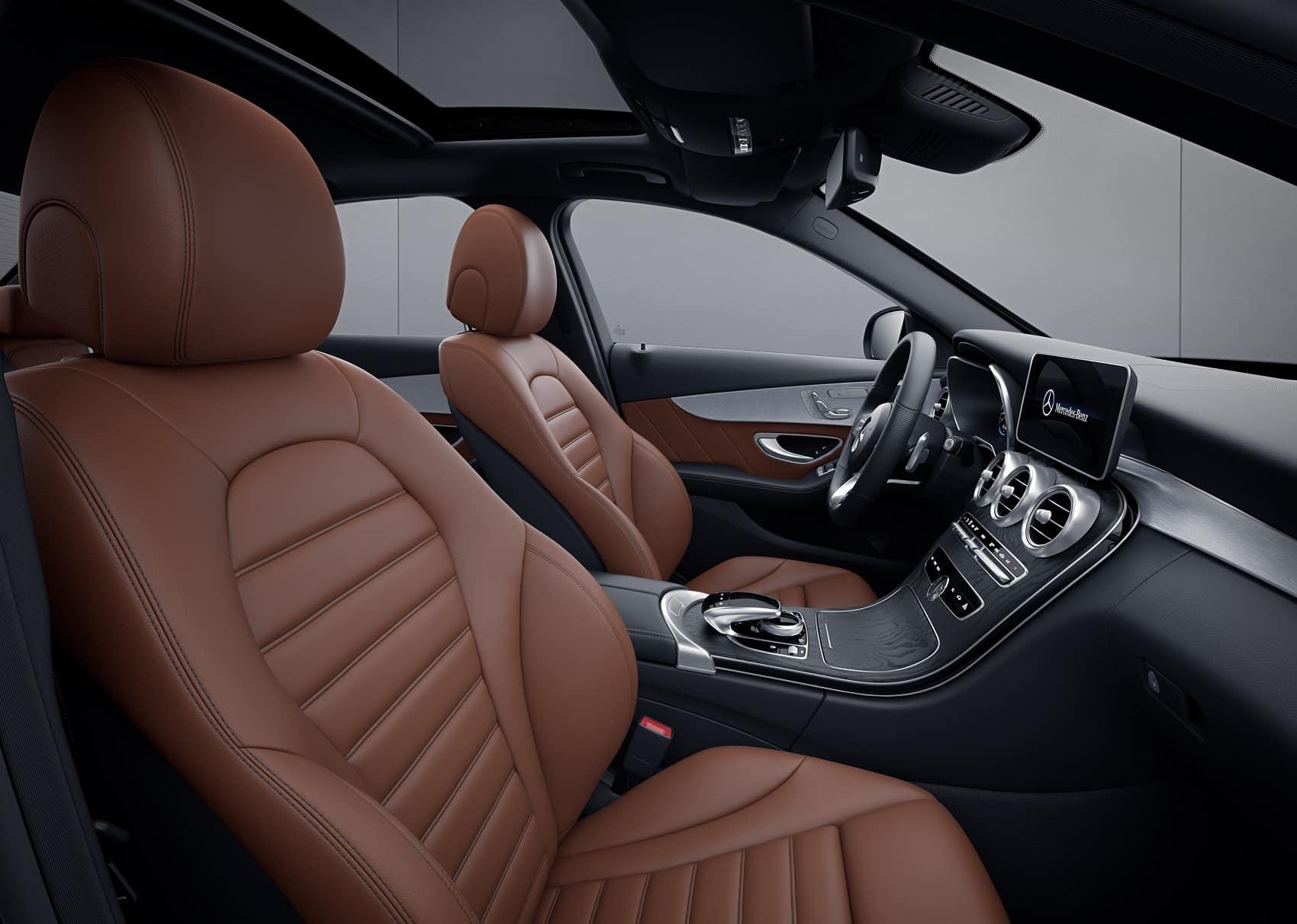 Mercedes C-Class Interior Space