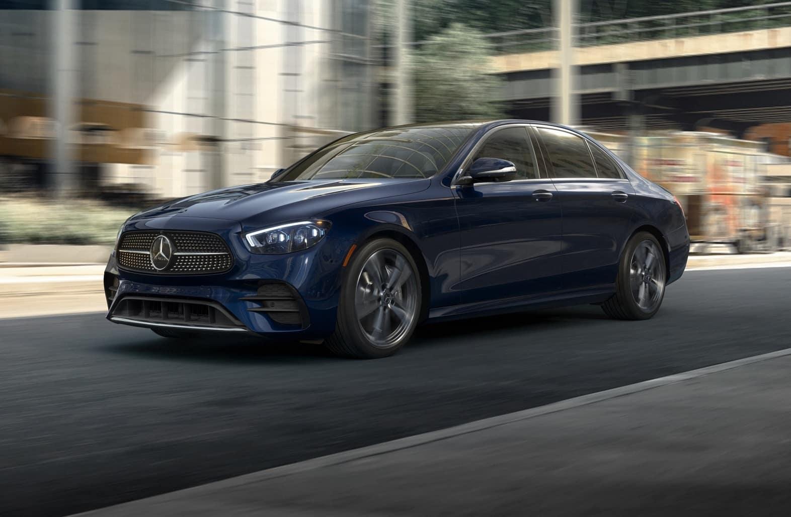 2021 Mercedes Benz E-Class Engine Specs