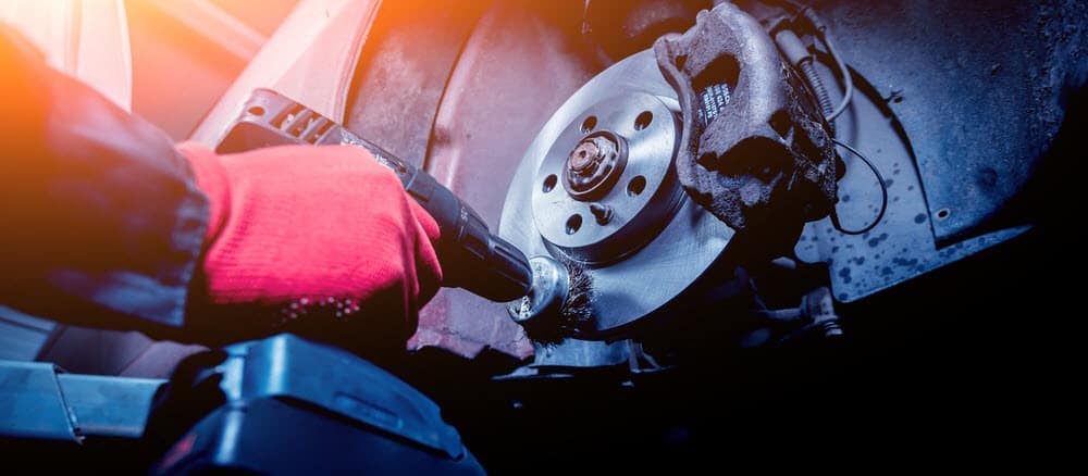 Cleaning Brakes