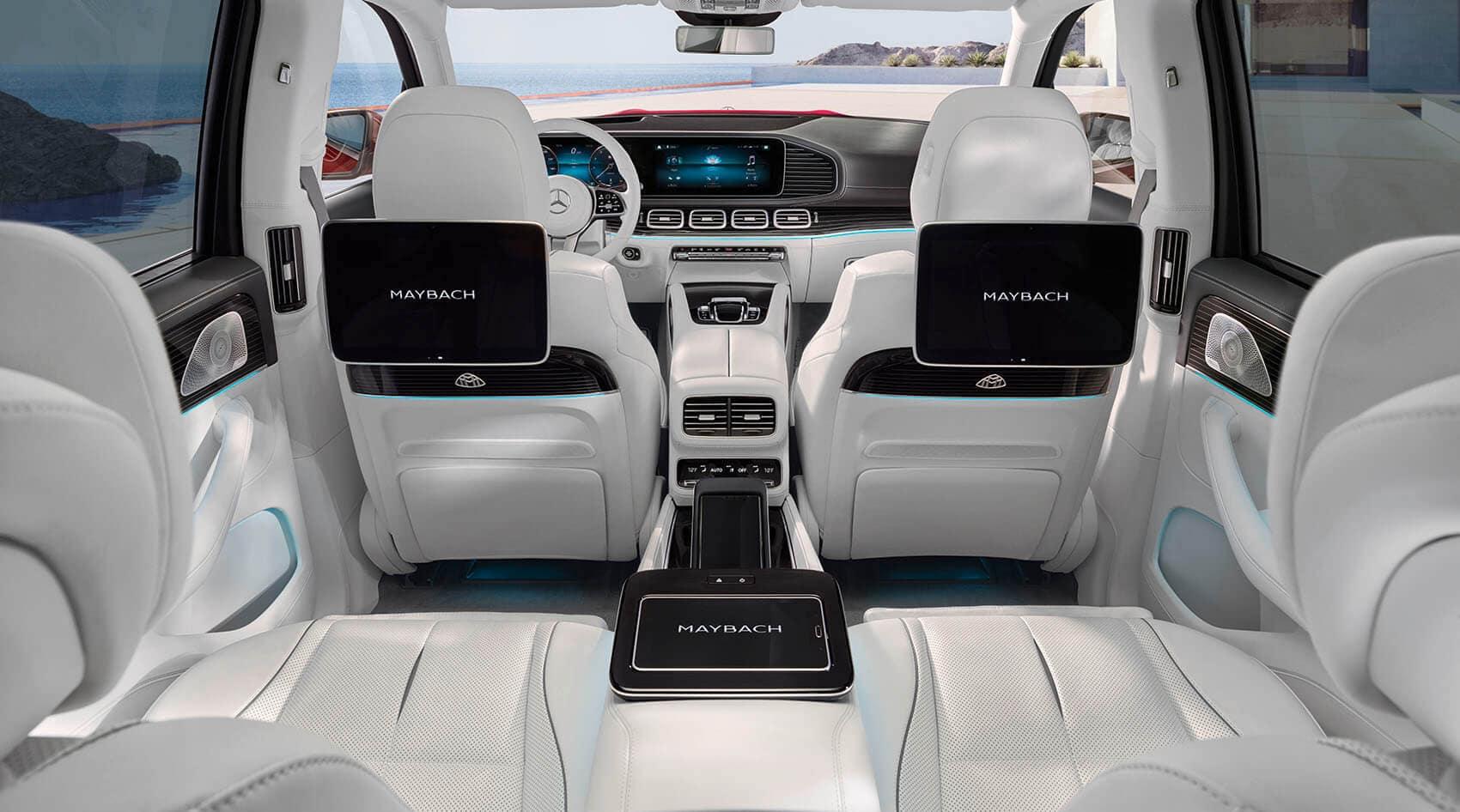 Mercedes-Benz GLS Interior