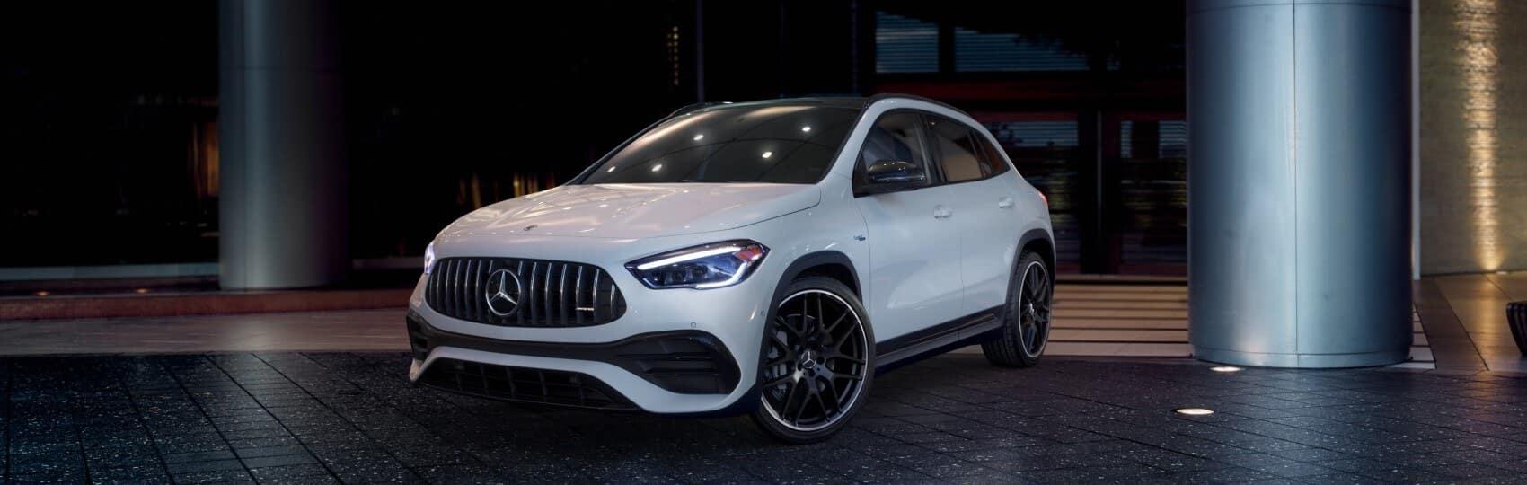 2021 Mercedes-Benz GLA Review
