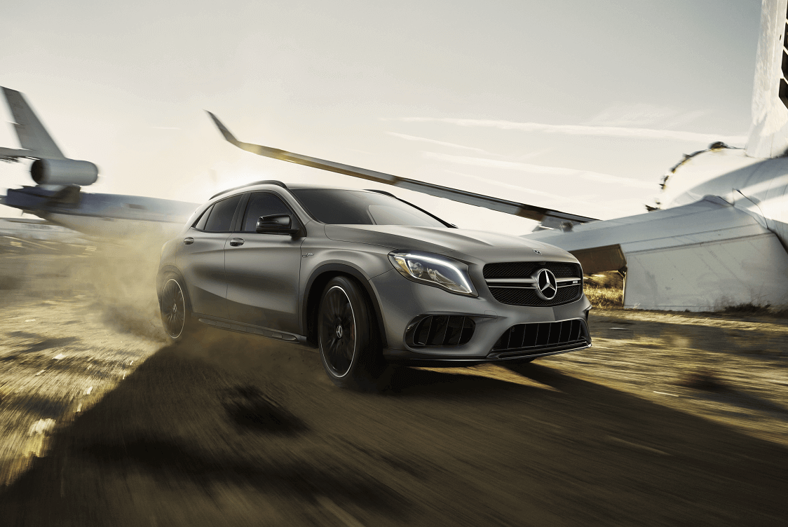 Mercedes-Benz GLA Engine Specs