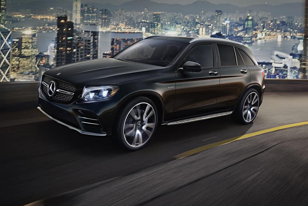 Mercedes GLC Engine Specs