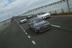 Mercedes-Benz E-Class Safety