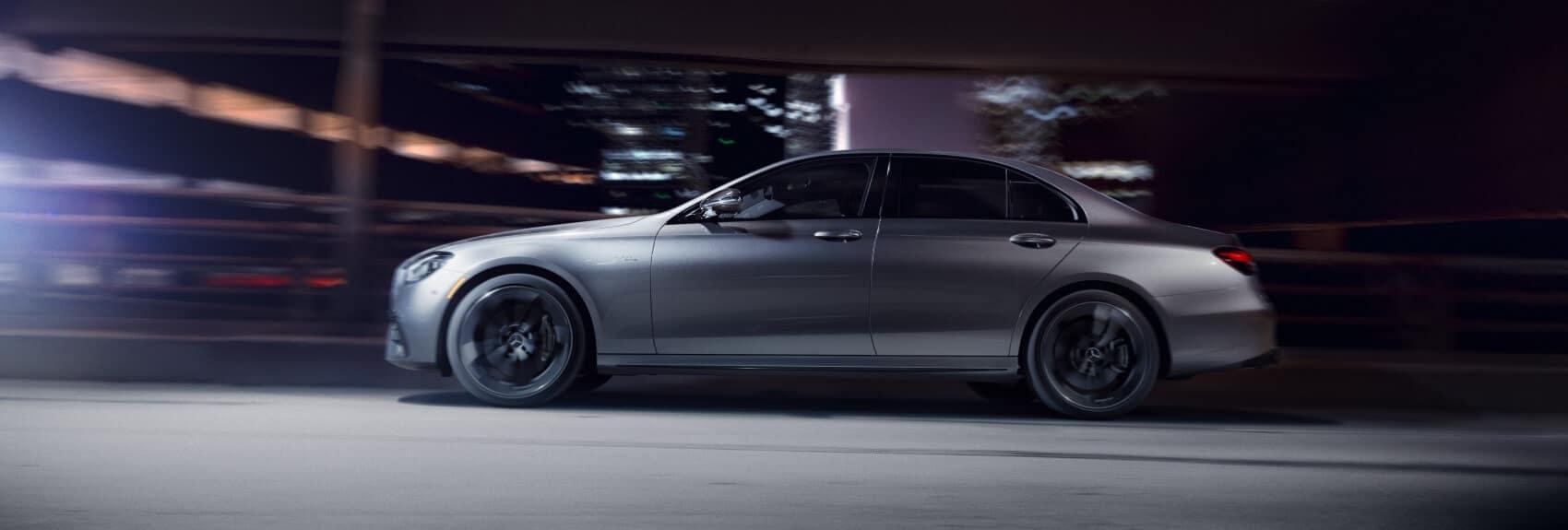 Mercedes-Benz E-Class vs Lexus ES