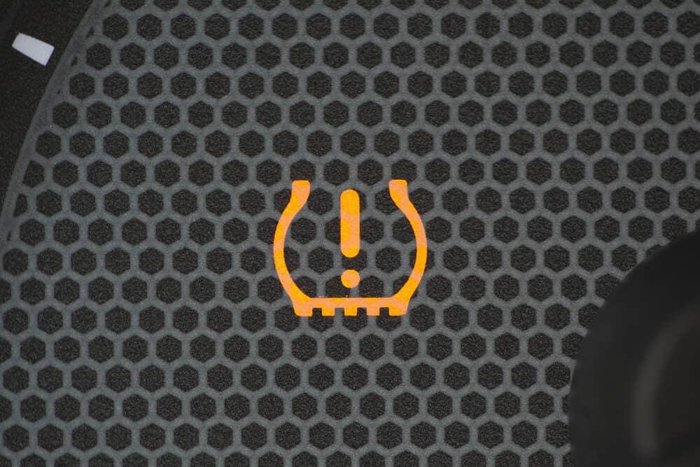 Low Tire Pressure Warning Light