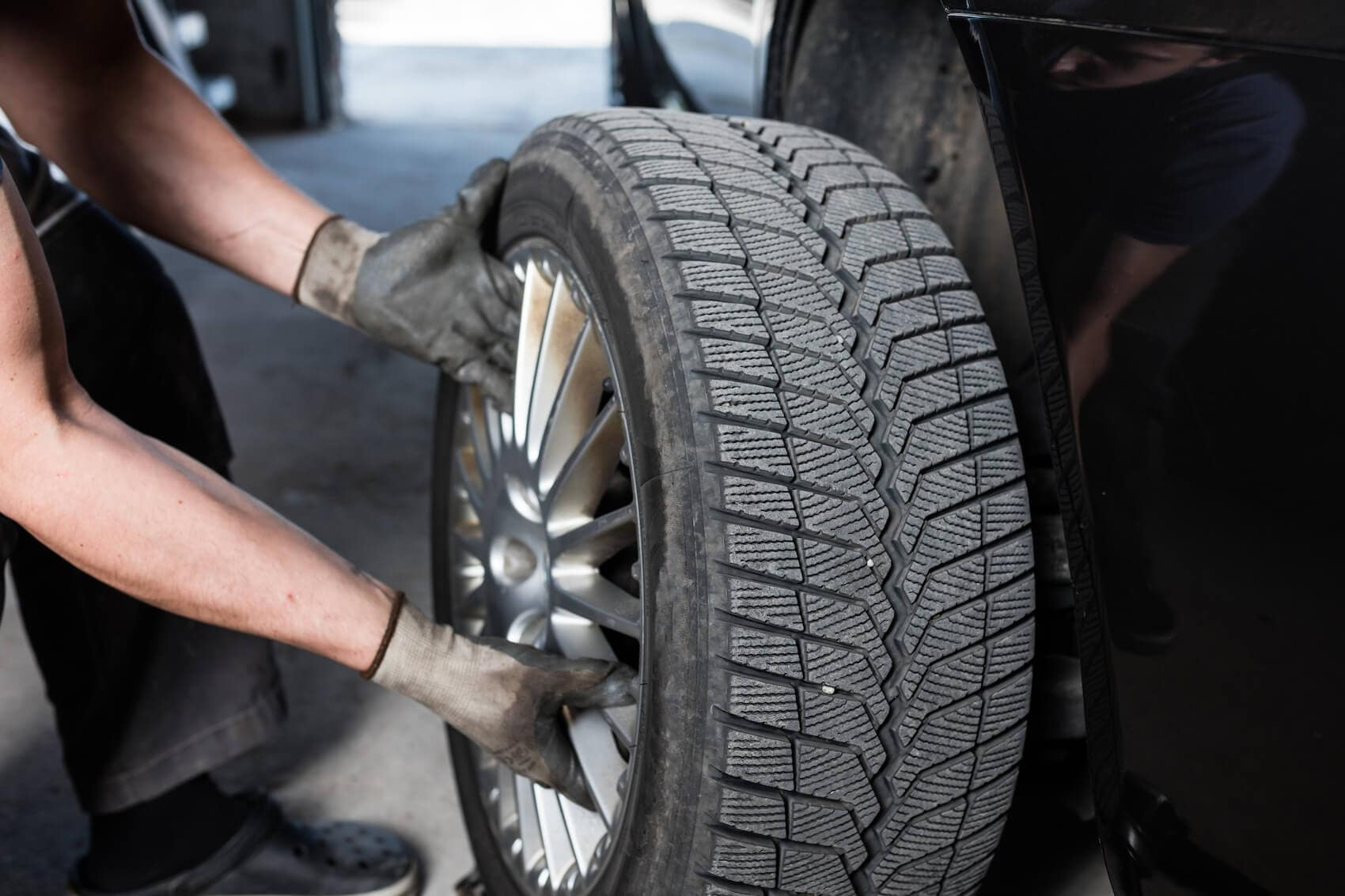Tire Inflation Check