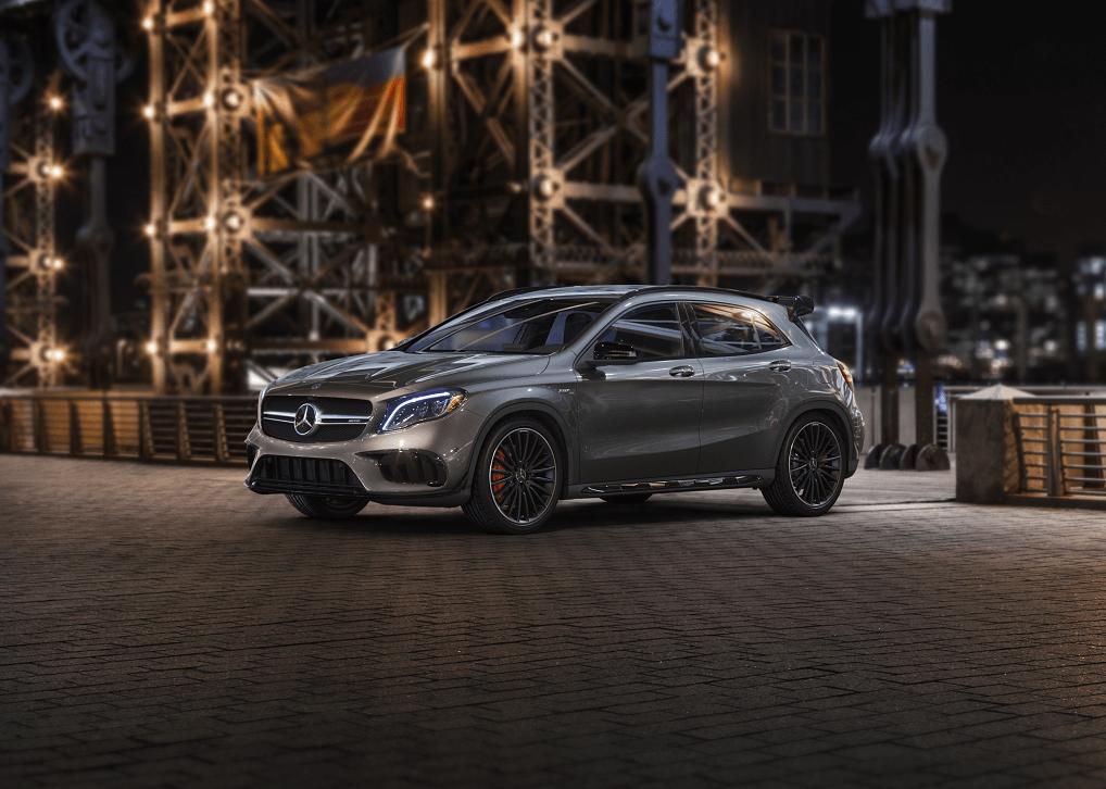 Mercedes-Benz GLA MPG