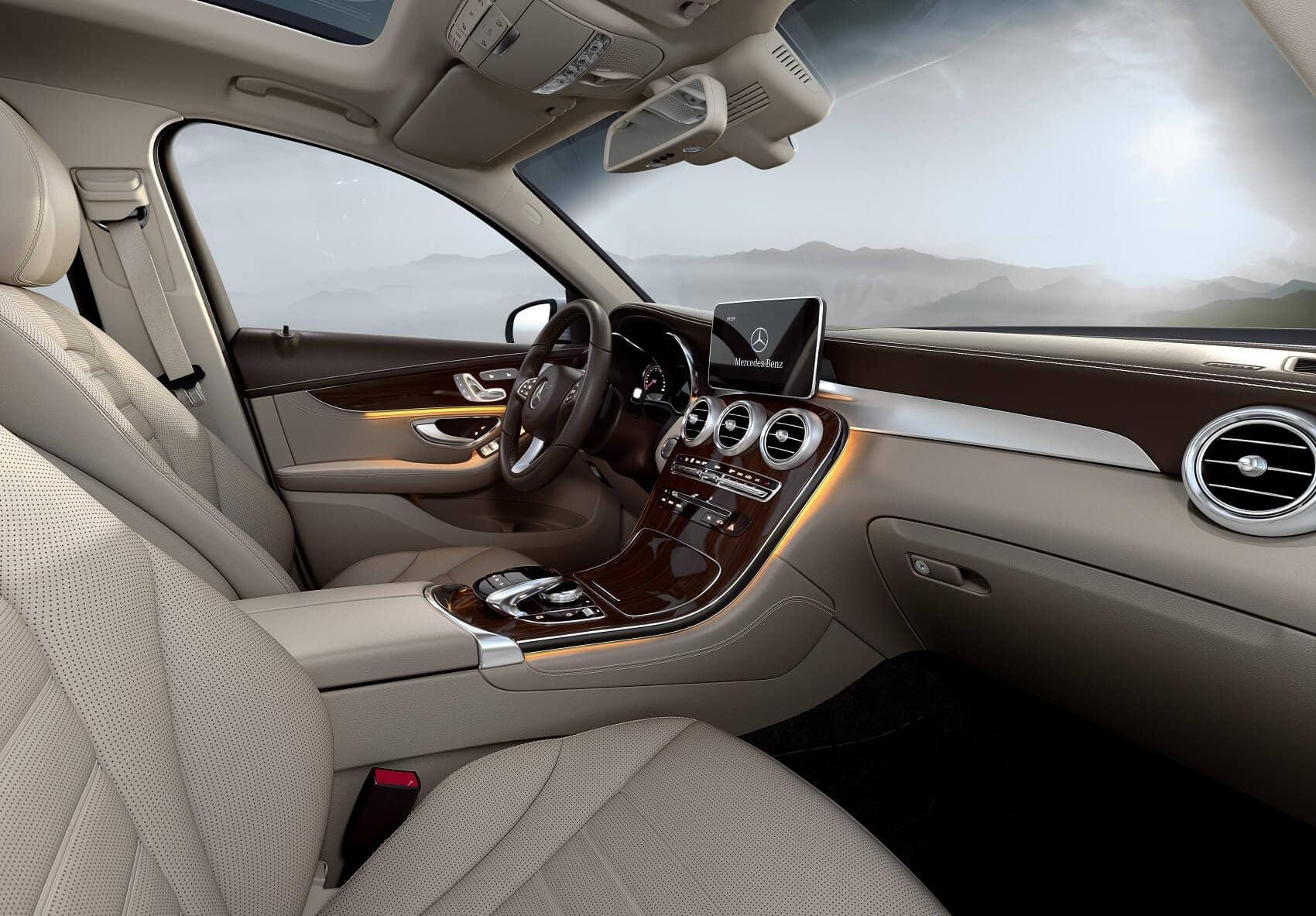 Mercedes-Benz GLC Interior