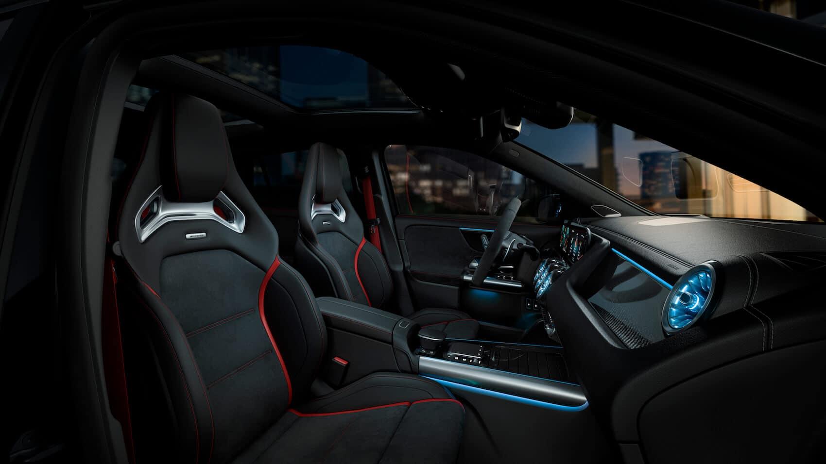 2021 Mercedes-Benz GLA interior Albany, GA