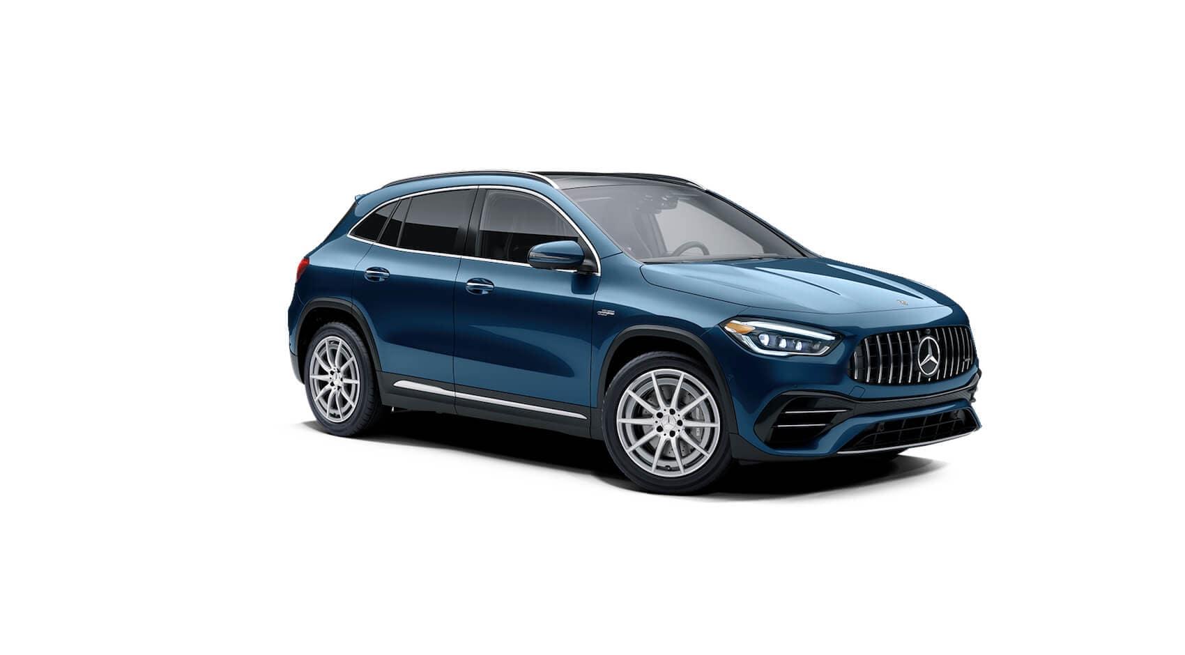 2021 Mercedes-Benz GLA exterior Albany, GA