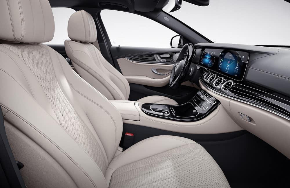 2021 Mercedes Benz E-Class Interior Space