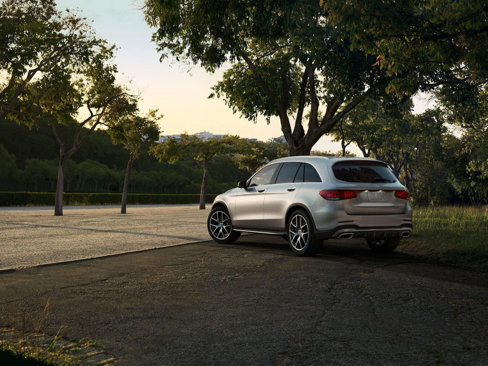 Mercedes-Benz GLC Performance