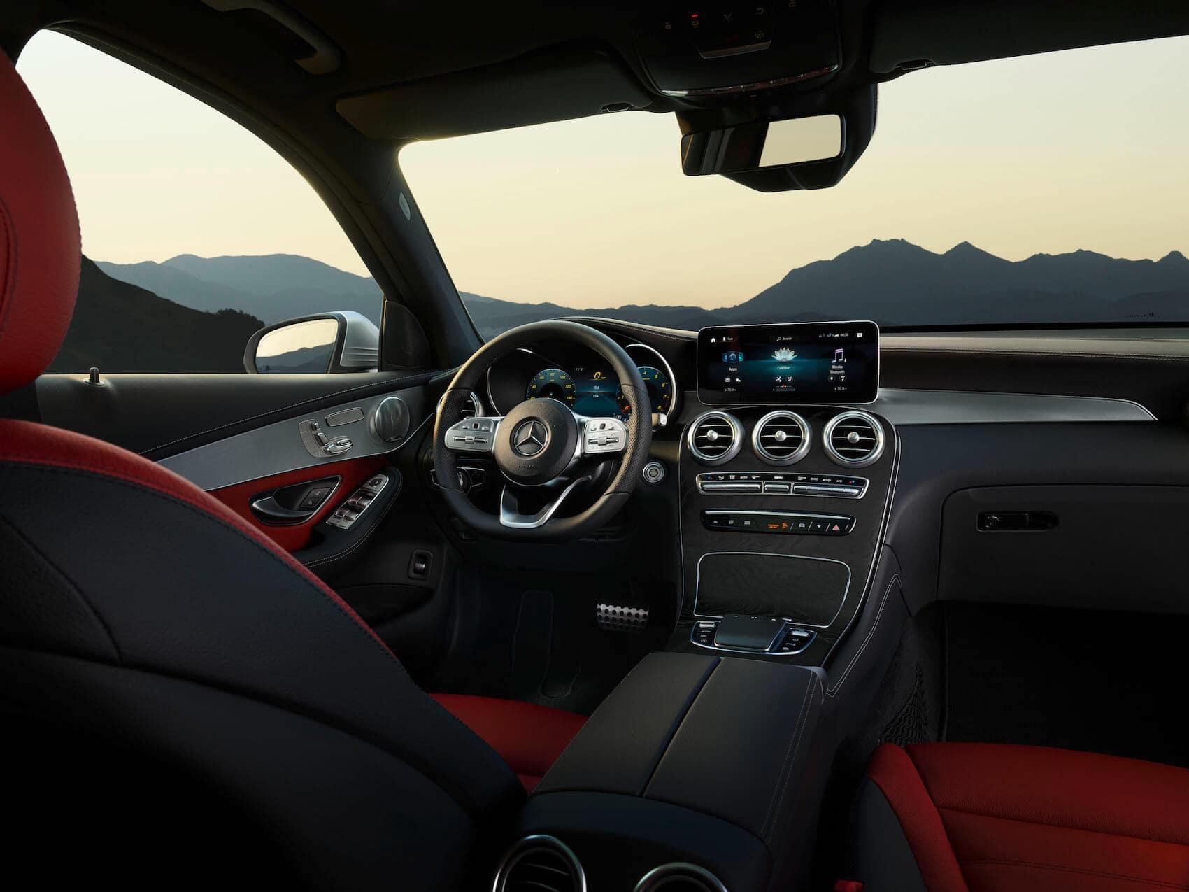 Mercedes-Benz GLC Tech