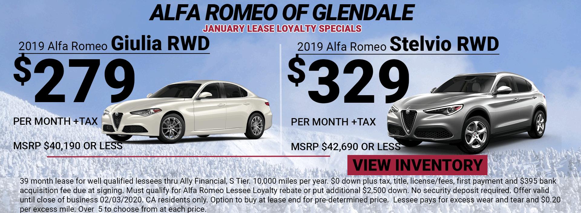 Alfa Romeo of Glendale