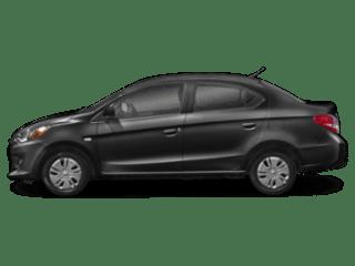 2019 Mitsubishi Mirage G4 - sideview