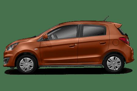 2019-Mitsubishi-Mirage-LE