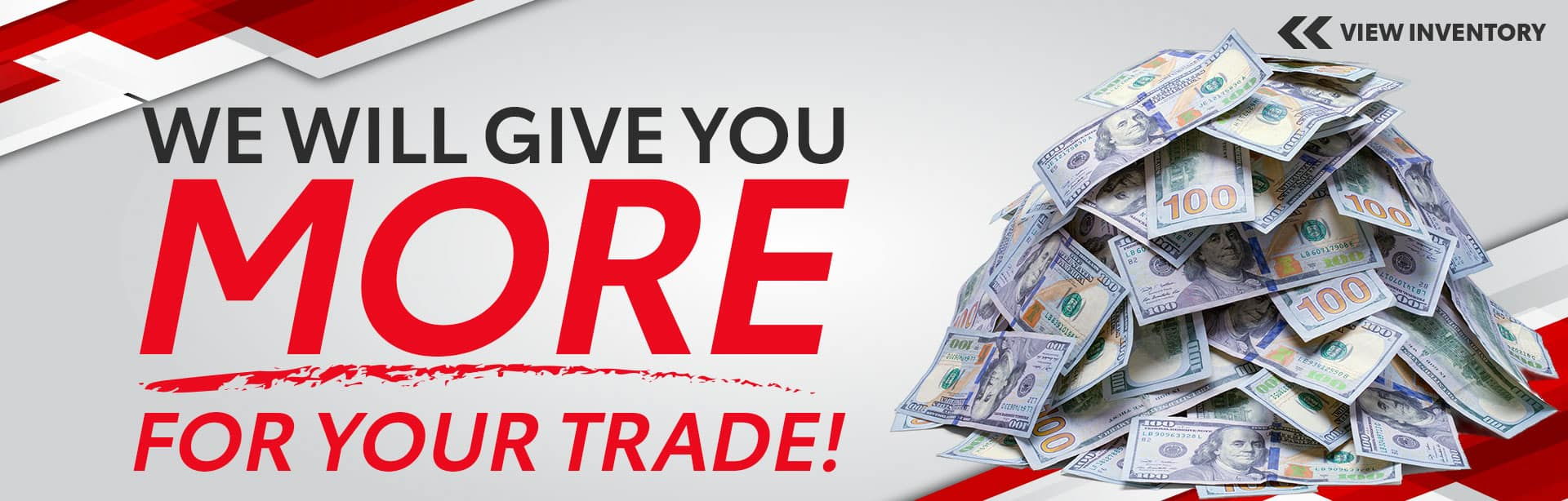 We Will Give You More for Your Trade at Bev Smith Toyota!