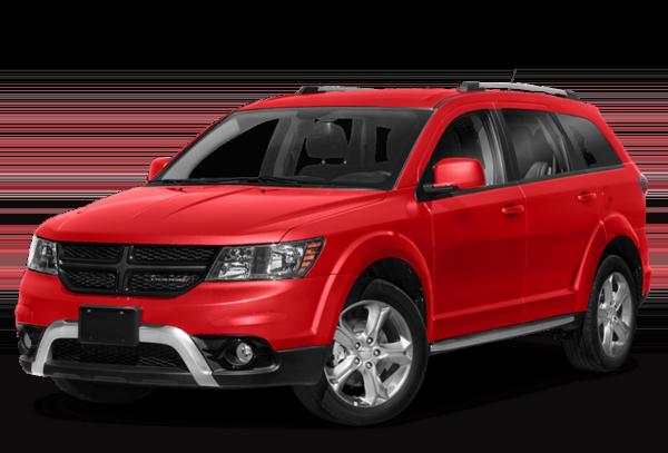 2019 Dodge Journey Red