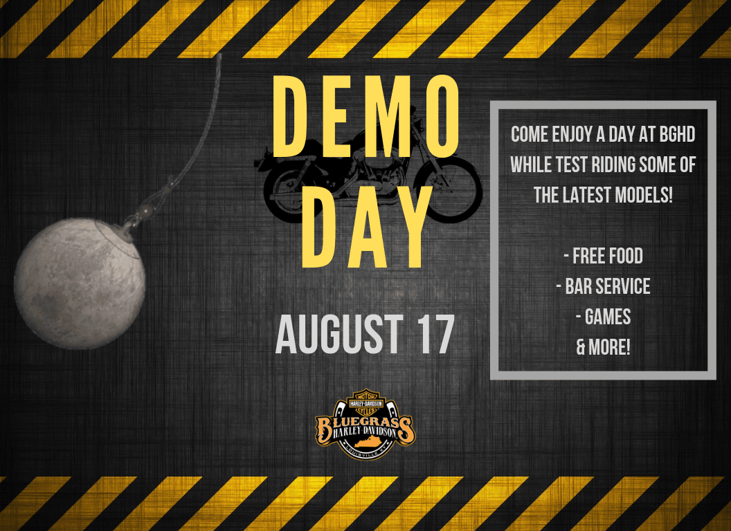 Demo Day Event