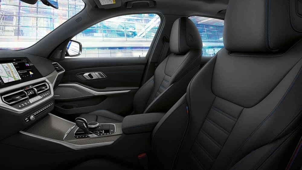 2020 BMW 3 Series Cabin