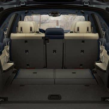 2020 BMW X7 Space
