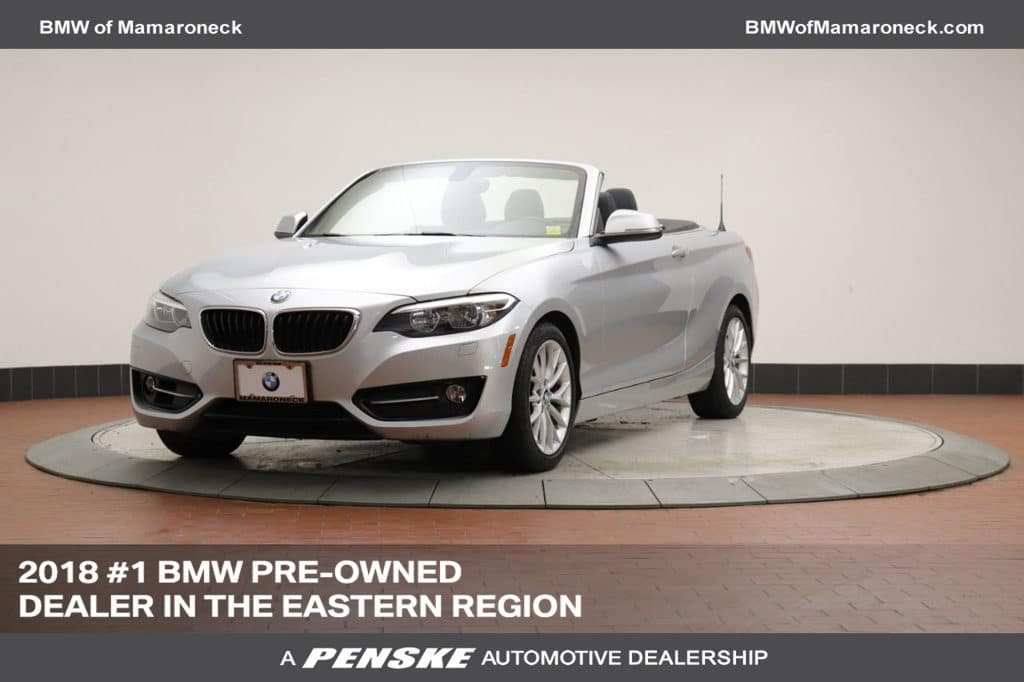 Certified Pre-Owned 2016 BMW 2 Series 228i xDrive Convertible