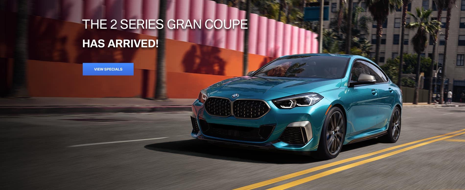 2 Series Gran Coupe