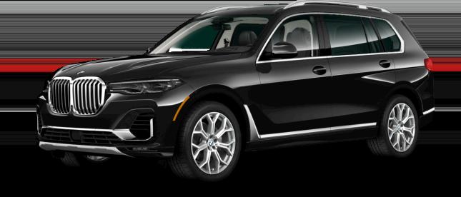 New 2021 X7 xDrive40i