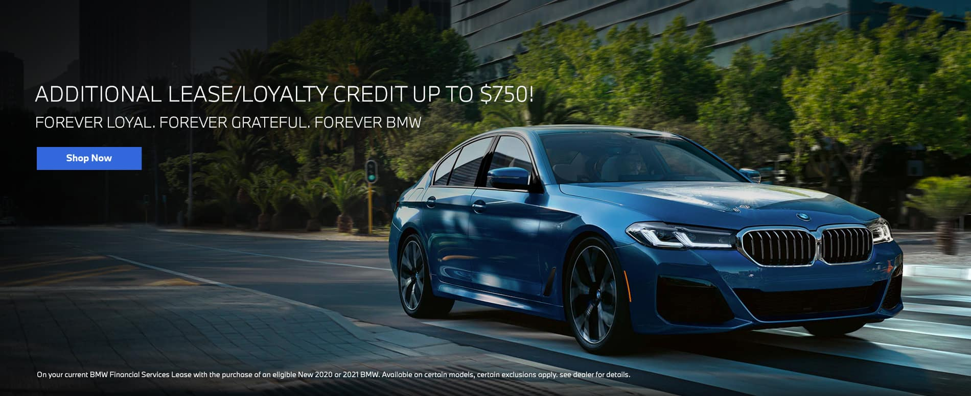 Lease Loyalty Credit