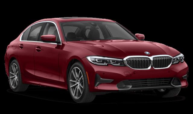 2020 BMW 3 Series Comparison Image