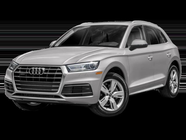 2020 Audi Q5 comparison image