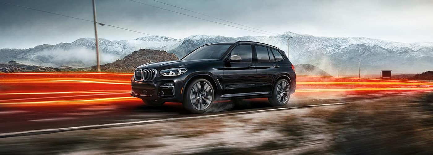 The X3 M40i turns quick trips into thrilling sprints